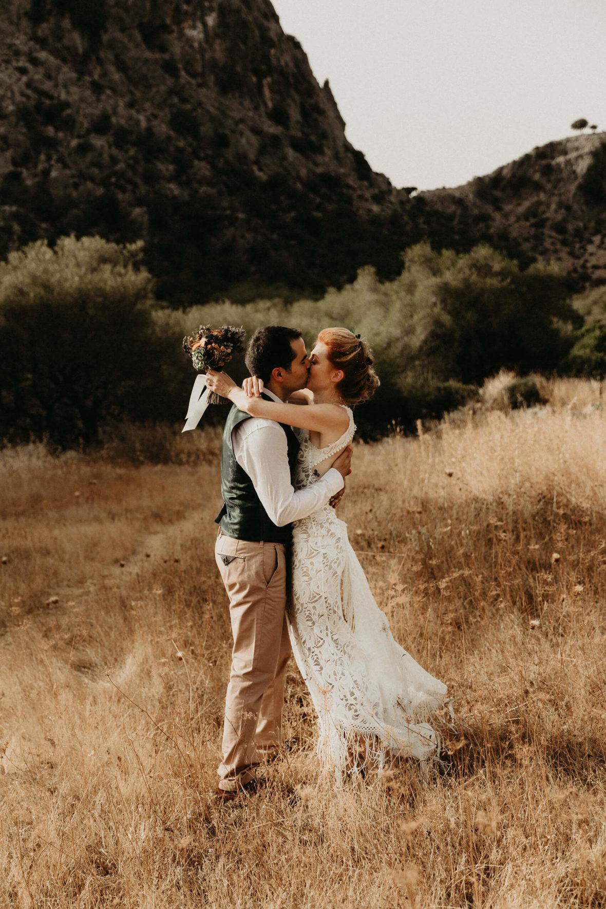 Grace Loves Lace Wedding in Spain